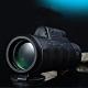 高清大目鏡雙調焦40X60微光夜視單筒望遠鏡-附手機夾與三角架 product thumbnail 1