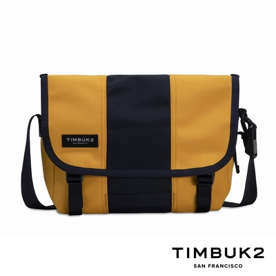 Timbuk2 Classic Messenger 11 吋經典平板郵差包 - 黑黃配色