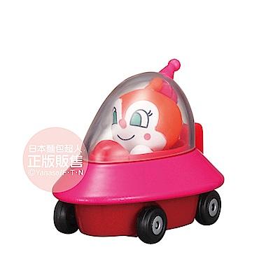 麵包超人-GOGO小汽車 紅精靈UFO&紅精靈