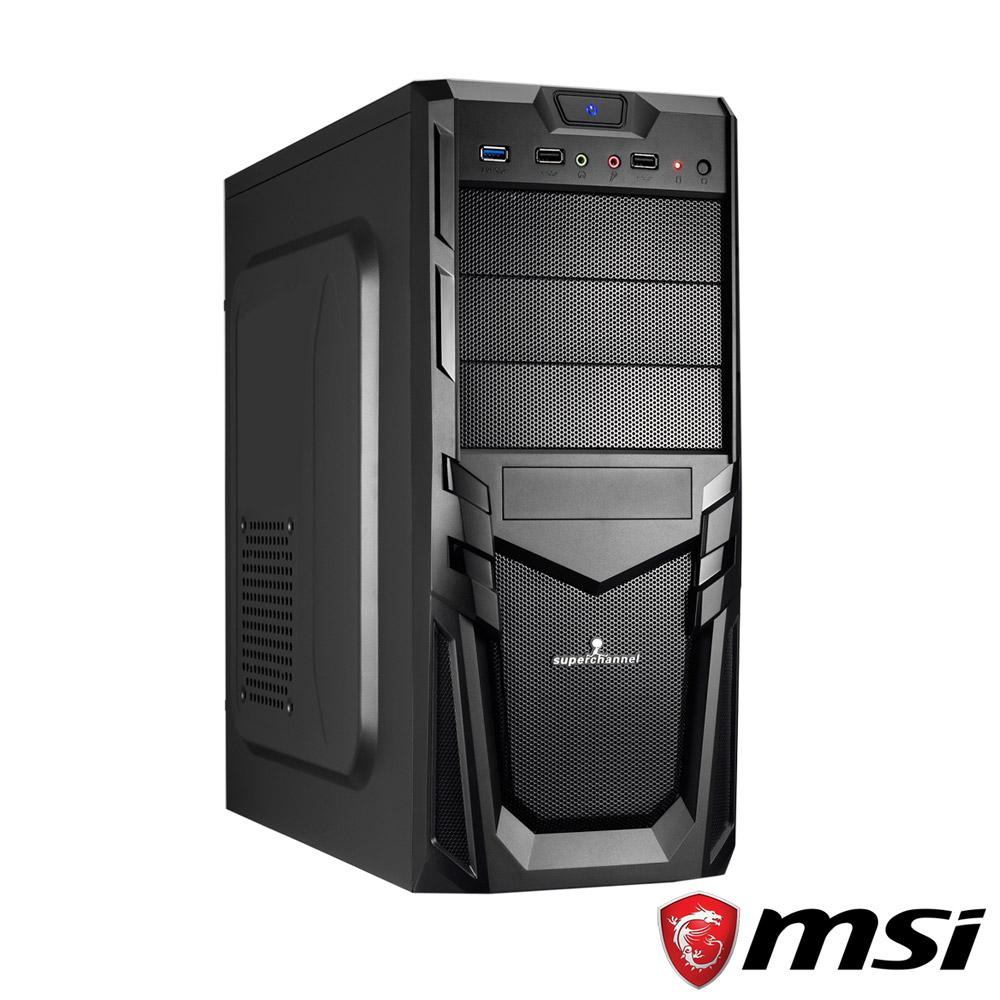 i5_微星平台[聖火戰士]i5-9400F/8G/自選/GT710