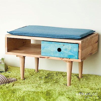 HERA Home Micah 小巧可愛兩用桌椅DIY含坐墊