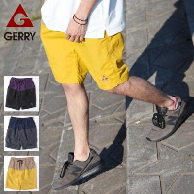 ZIP日本男裝 GERRY拚色機能登山短褲(3色)