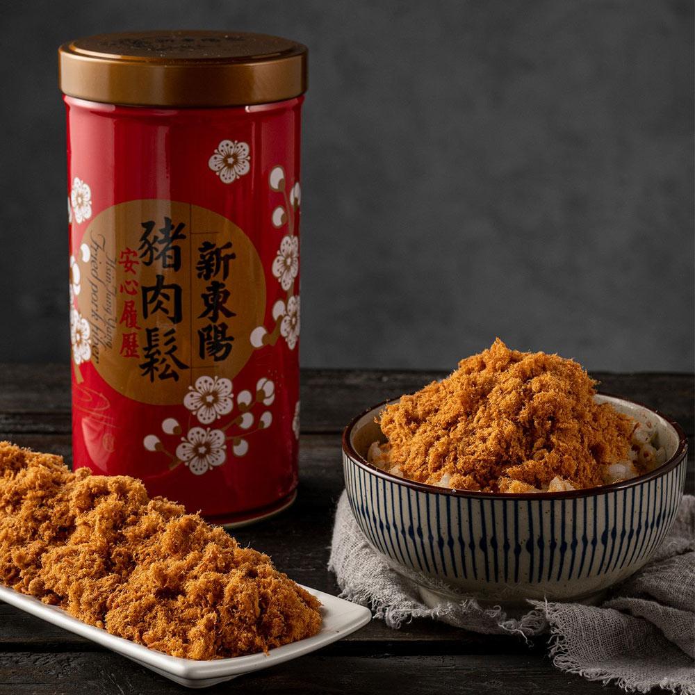 新東陽 履歷豬肉鬆(270g)