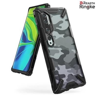 【Ringke】小米 Xiaomi Note 10 / Note 10 Pro / CC9 Pro [Fusion X Design] 透明背蓋防撞手機殼