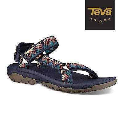 TEVA 原廠貨 男 Hurricane XLT2 機能運動涼鞋-GC100美國大峽谷款
