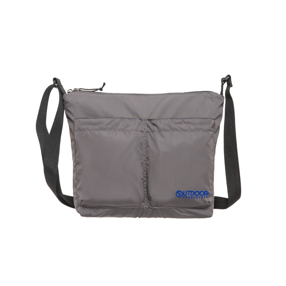 【OUTDOOR】輕遊系-側背包-碳灰色 OD201116CL