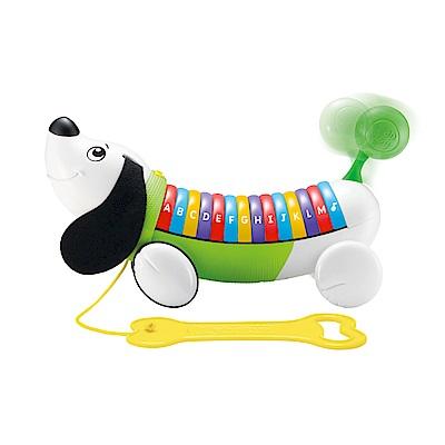 美國LeapFrog跳跳蛙 - 彩虹字母小狗(綠)
