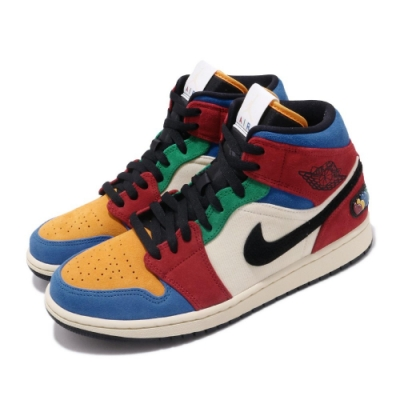 Nike 休閒鞋 Air Jordan 1 Mid SE 男鞋
