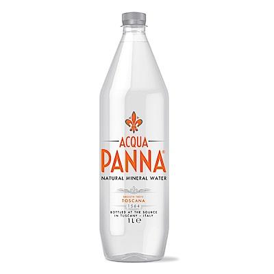 (活動)Acqua Panna普娜 天然礦泉水-寶特瓶(1000mlx12瓶)