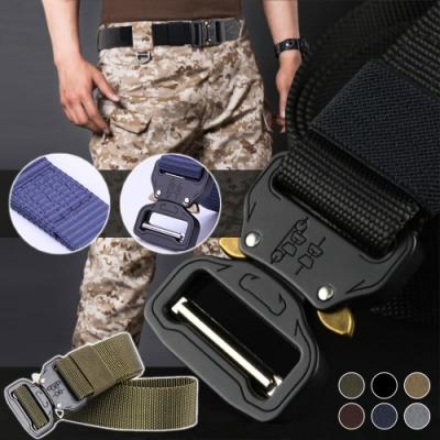 EZlife軍規插扣式戰術腰帶