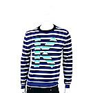 KENZO Striped K 撞色條紋棉料針織衫