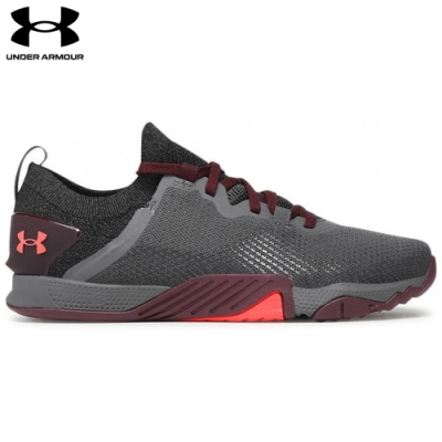 【UNDER ARMOUR】UA 男 TriBase Reign 3訓練鞋