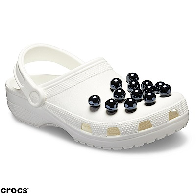Crocs 卡駱馳 (中性鞋) 永恆系列經典珍珠克駱格 205439-066
