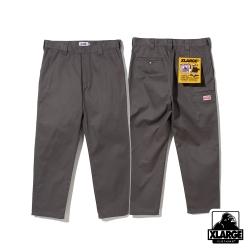 XLARGE SIDE POCKET WORK PT工作褲-灰