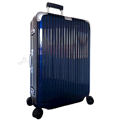 Rimowa Hybrid Check-In L 30吋行李箱 (亮藍色)