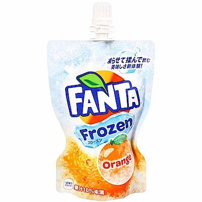 Coca-Cola 芬達橘子風味凍冰沙飲料(125g)
