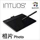 (福利品) Wacom Intuos Photo 相片創意觸控繪圖板-經典黑(小)
