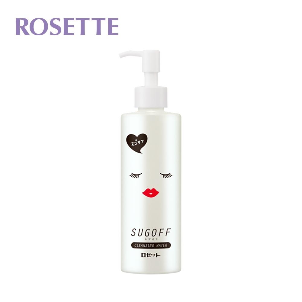 【ROSETTE】濃妝OFF卸妝水 200ml