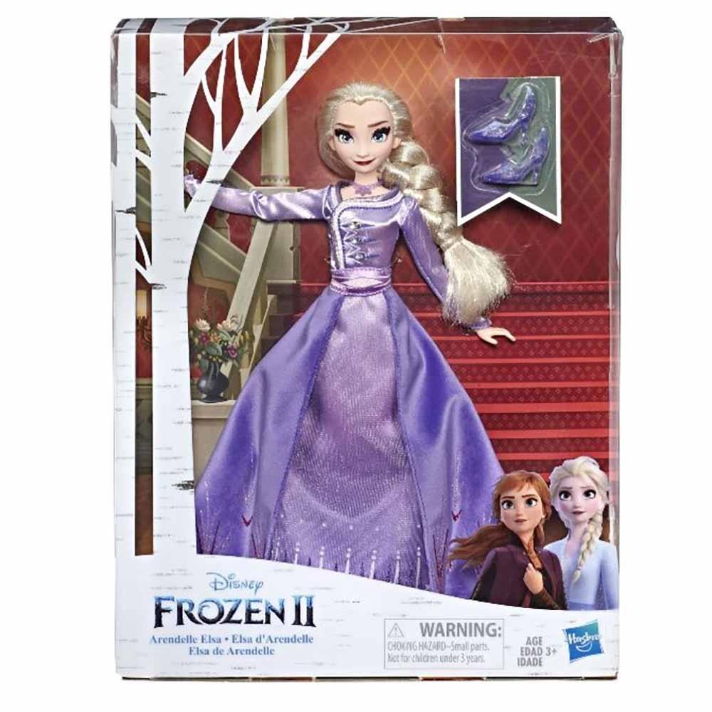 迪士尼公主系列 - 冰雪奇緣2 豪華公主組(艾莎)