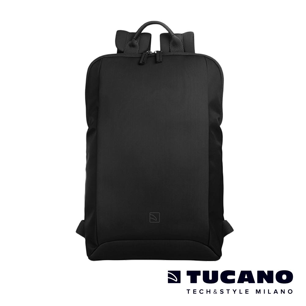 TUCANO 超輕量商務式筆電後背包-黑色