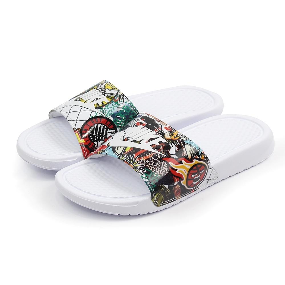 Nike 拖鞋 BENASSI JDI PRINT 女鞋