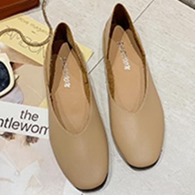 KEITH-WILL時尚鞋館 隨性自在休閒鞋-棕色