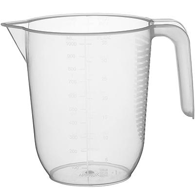 《KitchenCraft》輕量單柄量杯(1000ml)