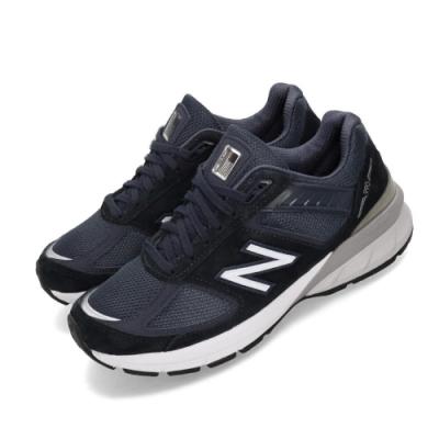 New Balance 休閒鞋 990NV5 D 寬楦 麂皮 女鞋