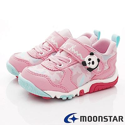 日本Carrot機能童鞋 2E玩耍速乾公園鞋 TW2334粉(中小童段)