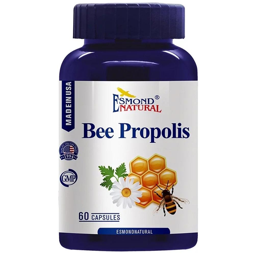愛司盟 健康蜂膠膠囊 (60顆/瓶)
