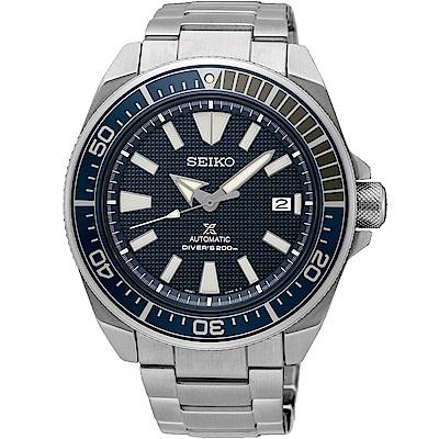 SEIKO Prospex DIVER SCUBA 200米機械腕錶 4R35-01V0B