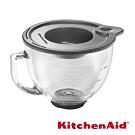 KitchenAid 5Q玻璃攪拌盆含蓋