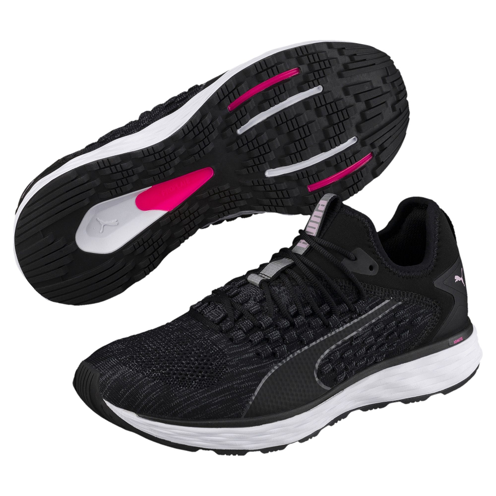 PUMA-SPEED600FUSEFITWns女慢跑鞋-黑色