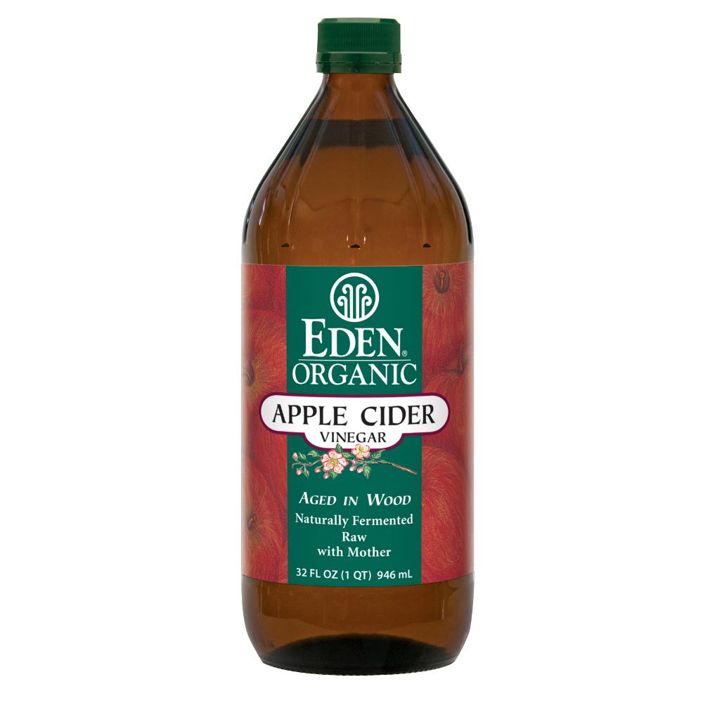 EDEN 有機蘋果生醋(946ml)
