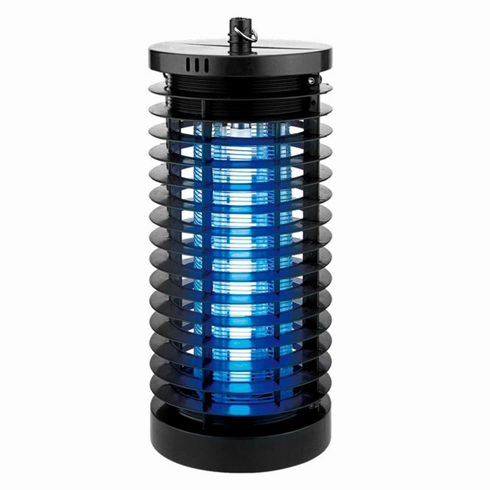 KINYO 6W輕巧UVA紫外線燈管電擊式捕蚊燈 @ Y!購物