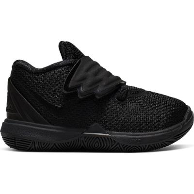 NIKE 小童 籃球鞋  避震 明星款 運動鞋 黑 AQ2459016 KYRIE 5 TD