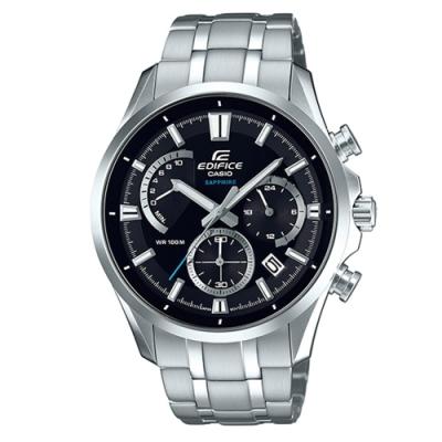 CASIO卡西歐 大方沉穩EDIFICE腕錶(EFB-550D-1A)