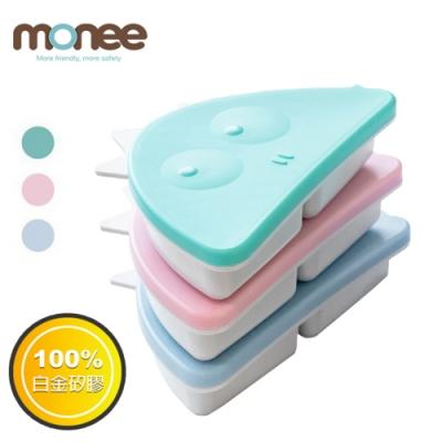 【韓國monee】恐龍造型餐盒 (3色可選)