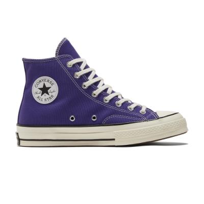 CONVERSE CHUCK 70 HI 高筒 百搭 休閒鞋 男女 紫色-170550C