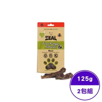 ZEAL真致天然風乾零食-牛尾巴125g (ZE-AD-0226)(2包組)