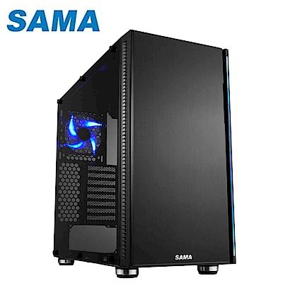 SAMA 先馬 極靜戰士 ATX  透側靜音 電腦機殼