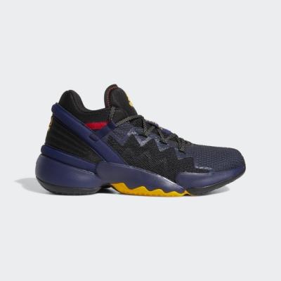 ADIDAS D.O.N. Issue 2 GCA 男籃球鞋-藍-FX7428