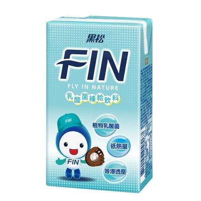 黑松 FIN乳酸菌補給飲料(250mlx24入)
