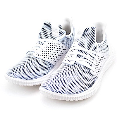 ADIDAS-ATHLETICS 24/7 W女慢跑鞋-藍