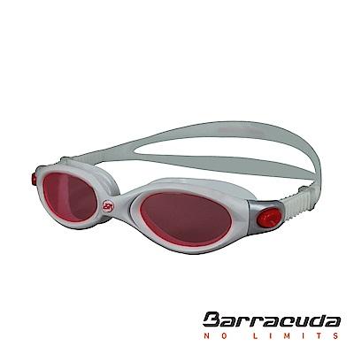 美國Barracuda成人抗UV防霧泳鏡 AQUALIGHTNING#32420