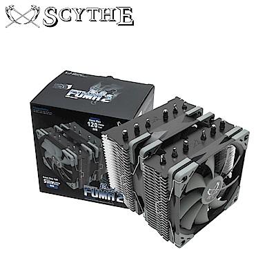 Scythe 鎌刀 SCFM-2000 風魔2 CPU散熱器