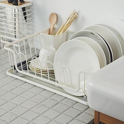 Home Feeling 碗盤架/餐具瀝水架/筷籃/廚房收納
