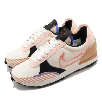 Nike 休閒鞋 DBreak-Type 運動 女鞋 復古 舒適 簡約 球鞋 穿搭 拼接造型 米白 粉 DD8506881