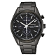SEIKO 運動計時黑鋼太陽能腕錶V176-0BH0SD(SSC773P1) product thumbnail 1