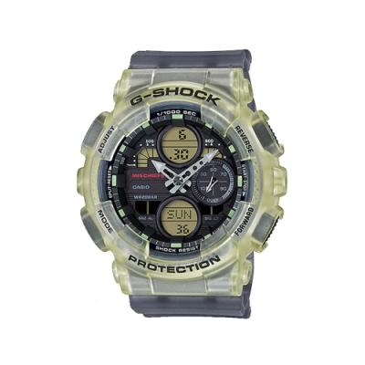 CASIO卡西歐 G-SHOCK MISCHIEF聯名錶款 GMA-S140MC-1A_45.9mm